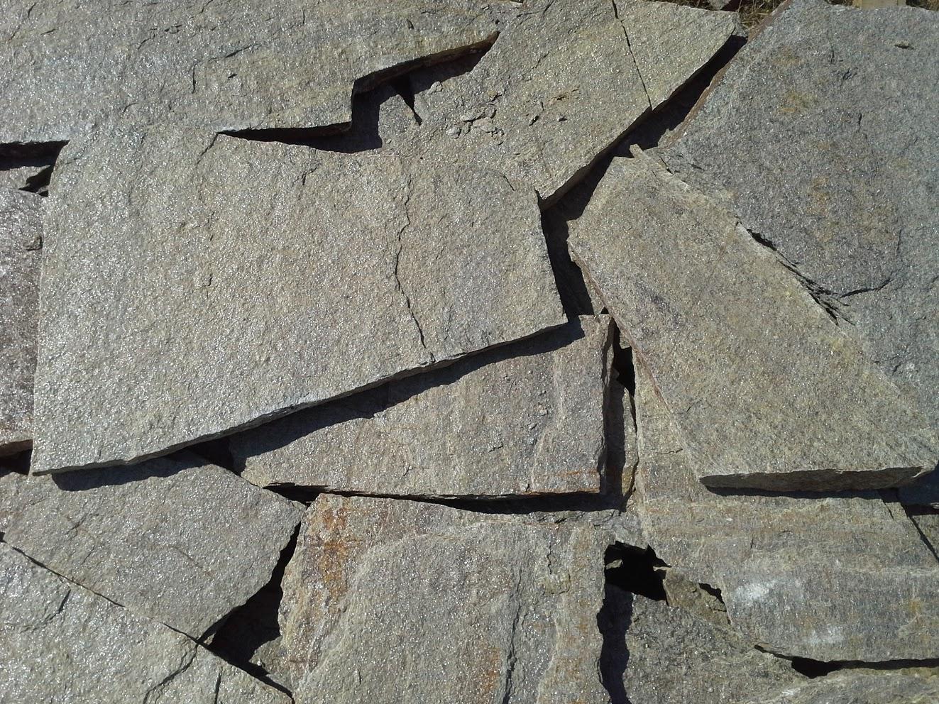 Полигонални плочи от гнайс